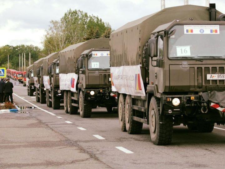 camion ajutoare romania